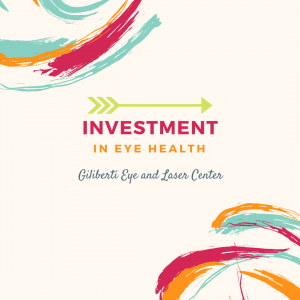 Investment in Eye Health