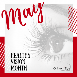 Healthy Vision Month - May