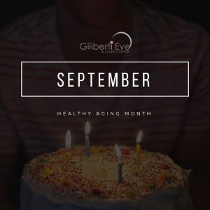 September - Healthy Aging Month